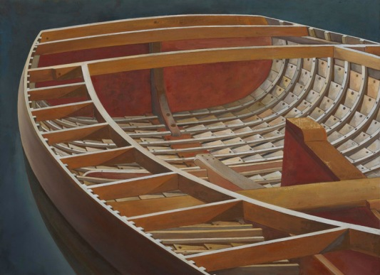 Wivenhoe One Design, New Deck