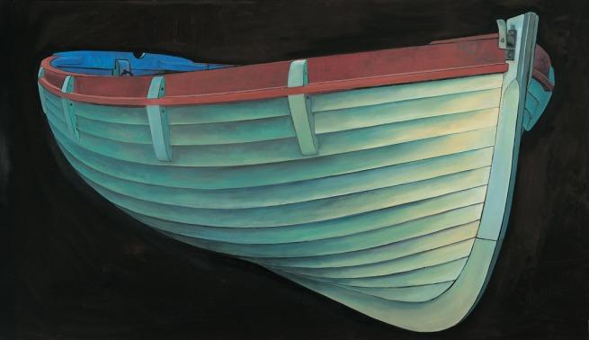 Grey Boat