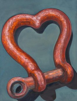 Heart Shaped Shackle