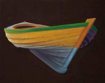 Orcadian Yole, Stern