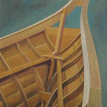 Stern of the Royal Barge, 'Gloriana'