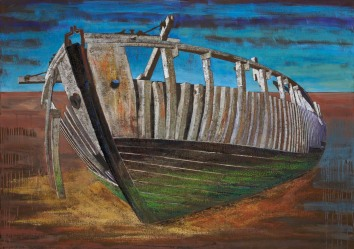 Wreck of I.P. Thorso