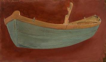 Venetian work boat 1