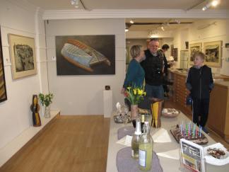 Bircham Gallery, Holt. 24/3/18