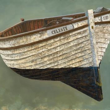 St Ives Lugger 'Celeste'