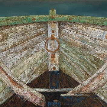 Oyster Skiff