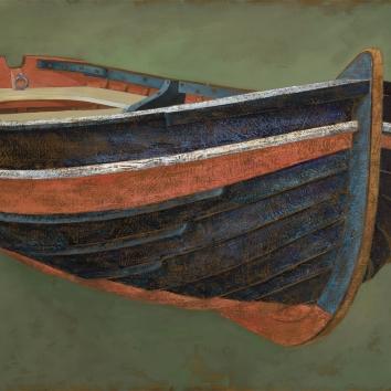 Cog Boat for the Humber Keel 'Daybreak'